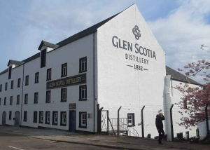 Glen Scotia Destillery