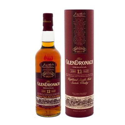 glendronach-12-sherry