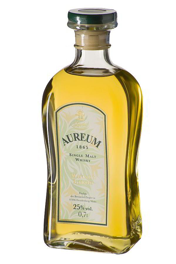 Aureum 1865_Whisky Likör