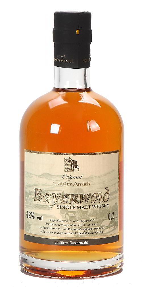 Bayerwald Whisky 0,7