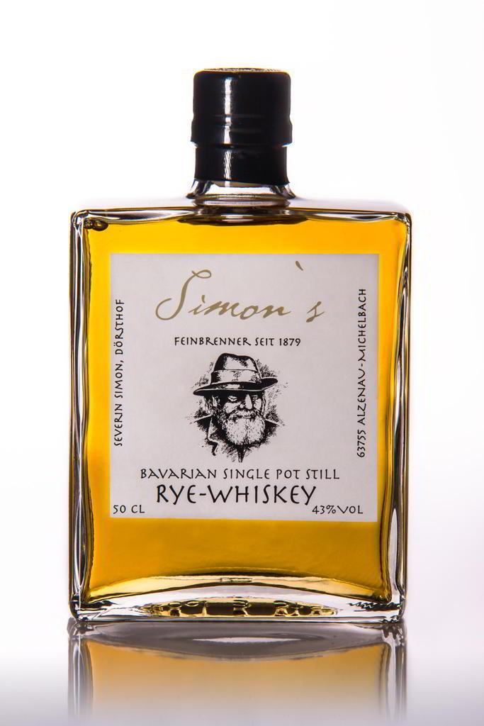Rye-Whiskey Simon's